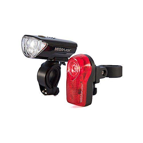 Sport Directtm Bicycle Bike 0 5w Megabeamtm Led Light Set 3 Diode