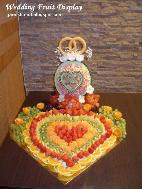 fruit platter heart shape   food   Pinterest   Fruit displays, Fruit ...