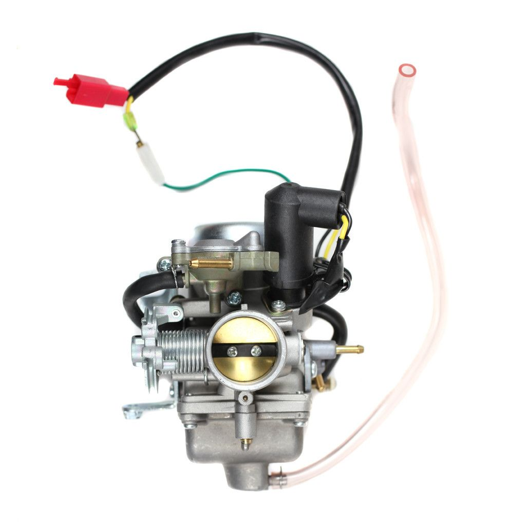 Chinese ATV Carburetor for GY6 250cc Engine Water Cool | VMC