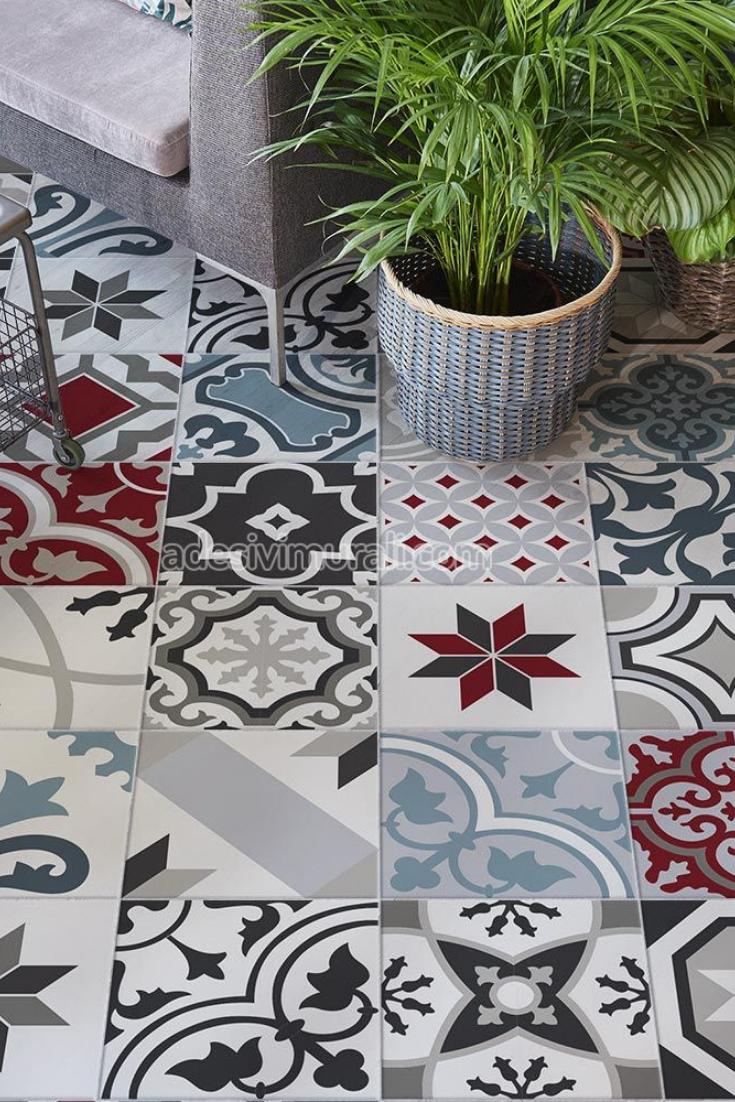Piastrelle Pvc Adesive Cucina piastrelle adesive per pavimenti | adesivi, piastrelle