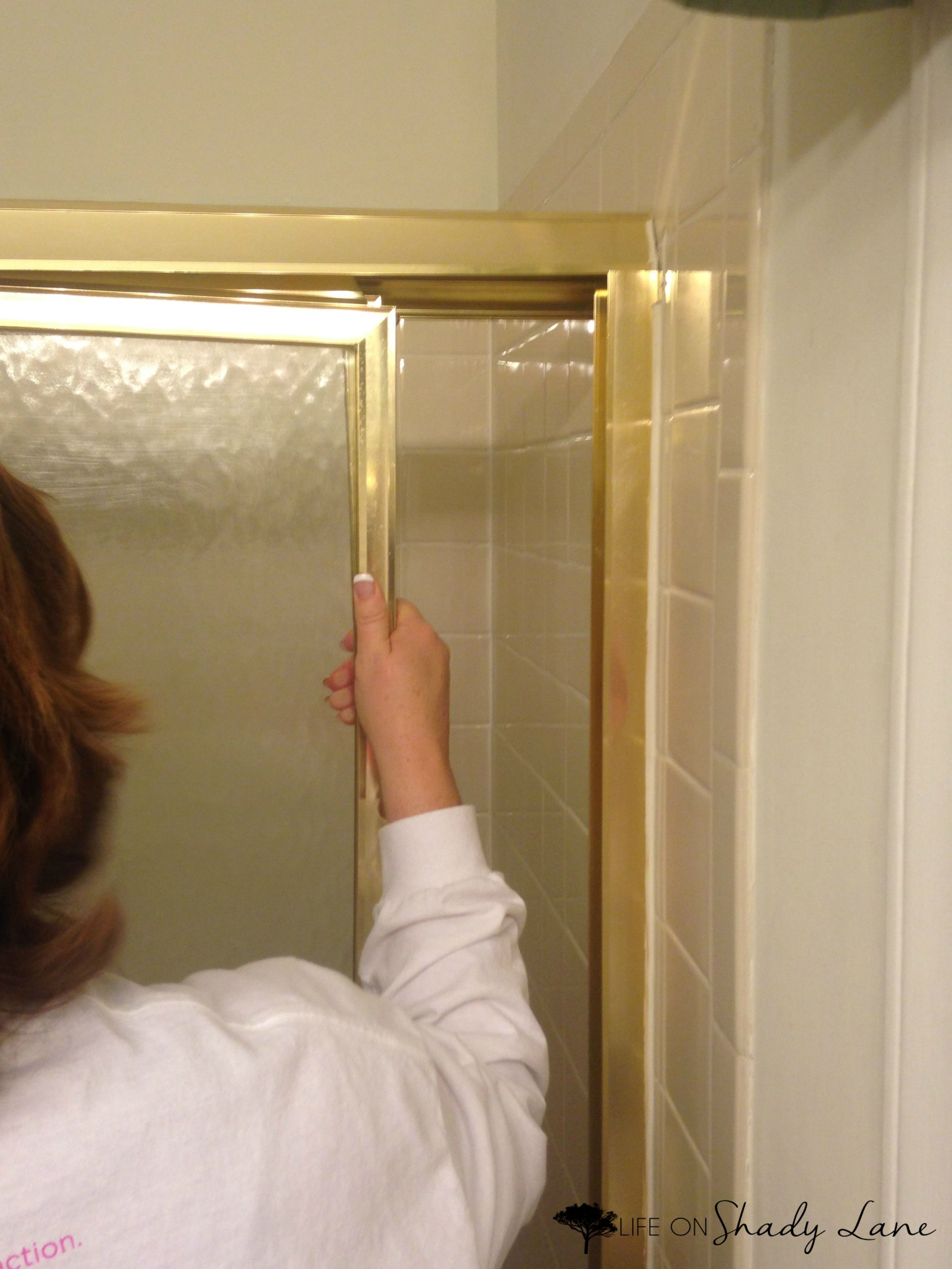 How To Remove Sliding Shower Doors Home Diy Projects Shower