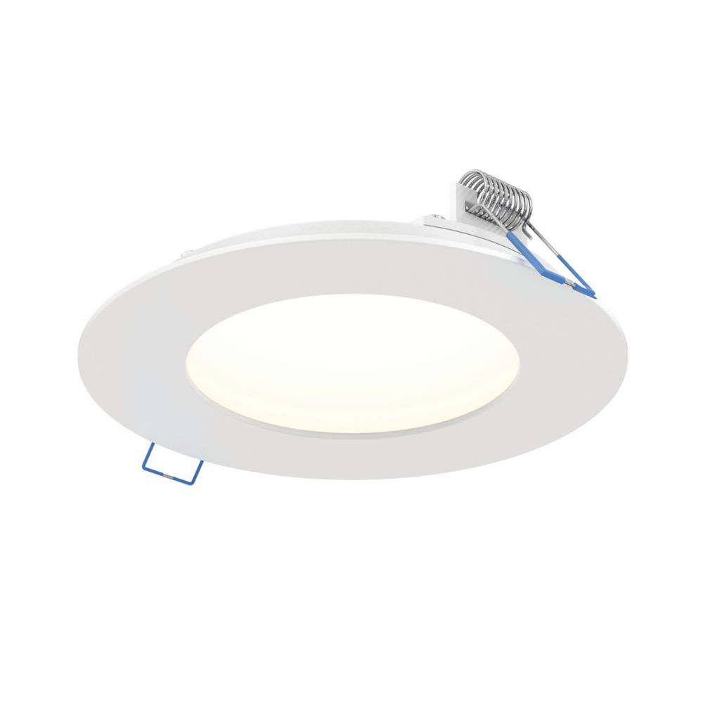 4 Inch Multi Color And Tunable White Smart Wi Fi Led Recessed Panel Light In 2021 Illume Led Kit Recessed Lighting Kits 4 inch led recessed lighting kit