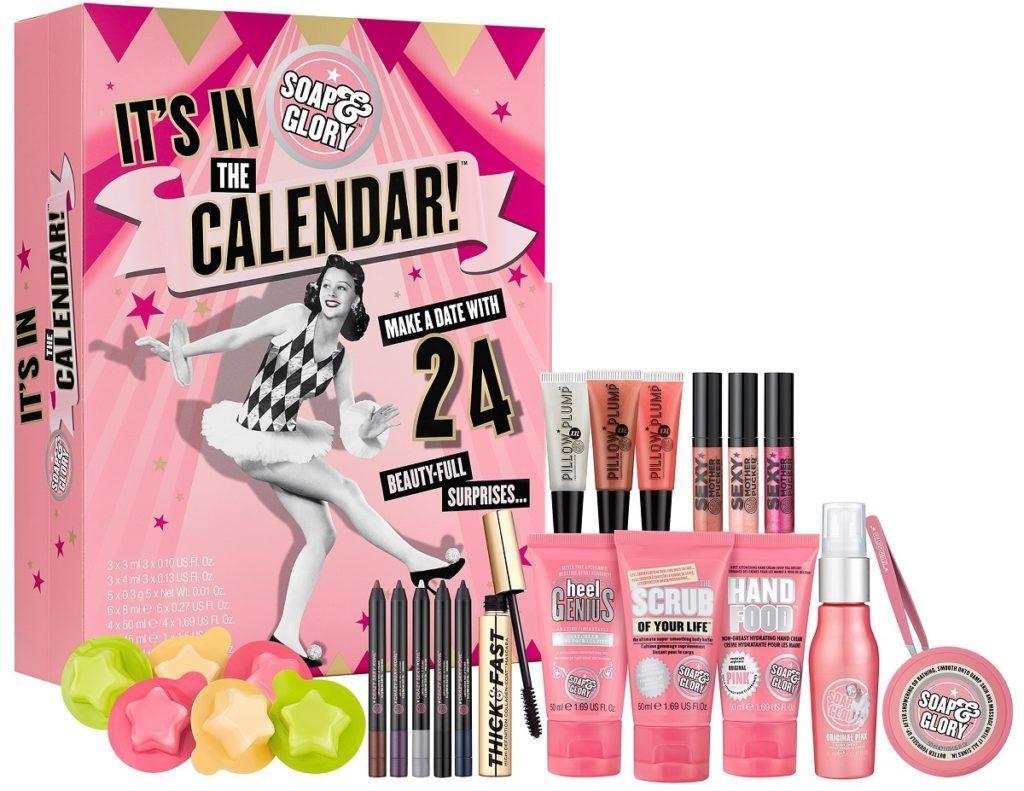 Soap & Glory Advent Calendar 2018 Beauty advent calendar