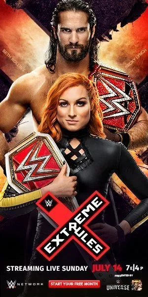 Extremerules 2019 Poster Unveiled Wrestling News And Rumors Wwe Funny Wrestling News Wwe Female Wrestlers
