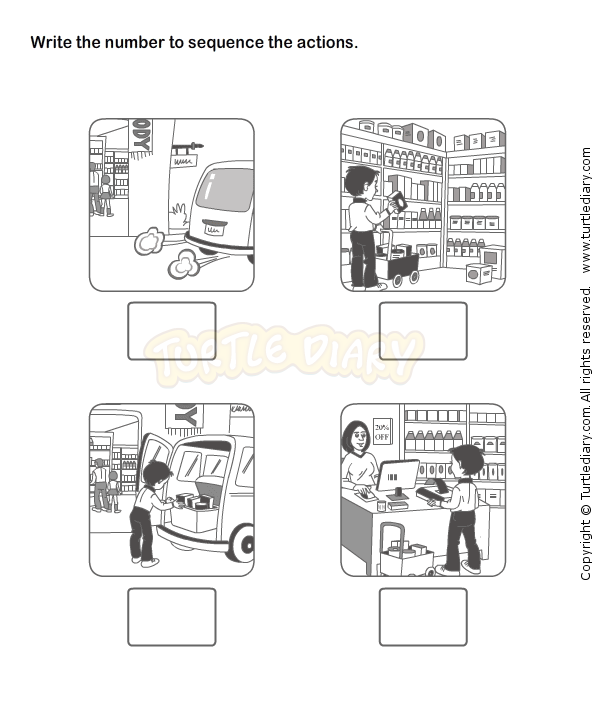 Picture Sequence Worksheet 21 Esl Efl Worksheets Kindergarten Worksheets Sequencing Worksheets Sequencing Pictures Story Sequencing Worksheets