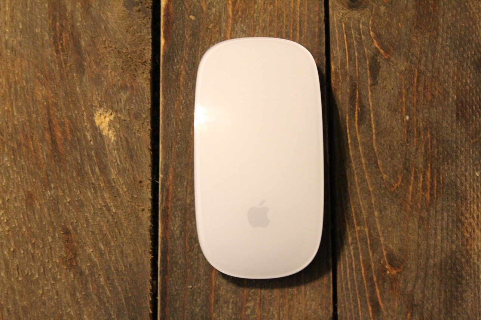 Genuine Apple Magic Mouse Bluetooth Multi-Touch A1296 MB829LL/A