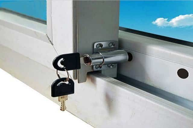 Double Hung Window Security