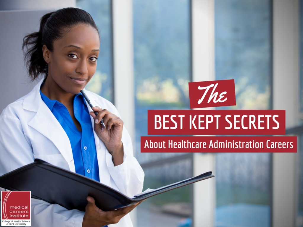 the best kept secrets about healthcare administration