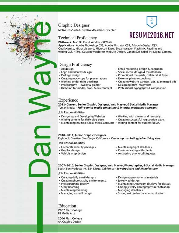 tags resume examples samples graphic design sample top designer - web designer resume examples