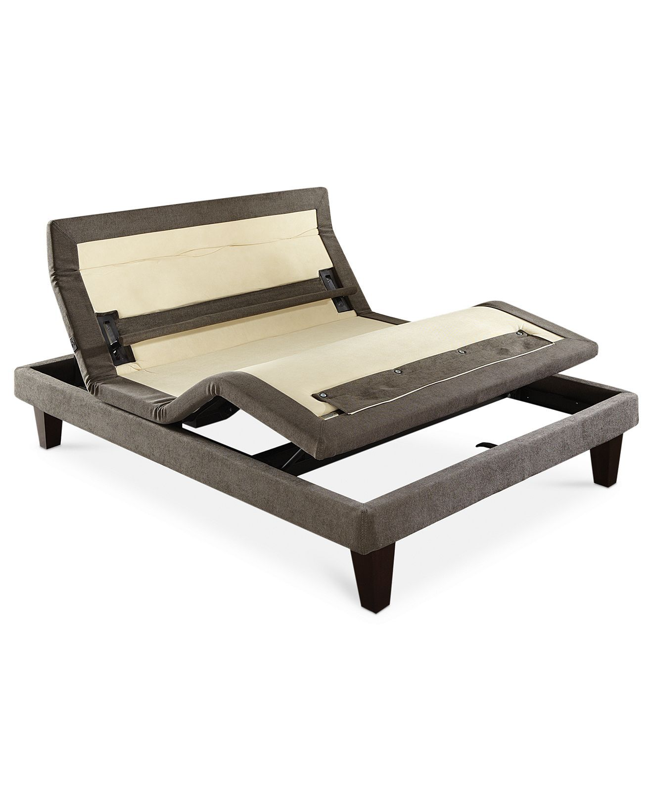 I Want This For My Icomfort Mattress So Bad Adjustable Base With A Built In Massager Adjustable Bed Frame Adjustable Bed Mattress Adjustable Beds