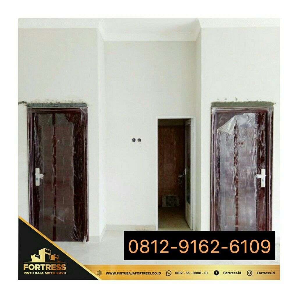 0812-9162-6108 (FORTRESS), Carved Home Door