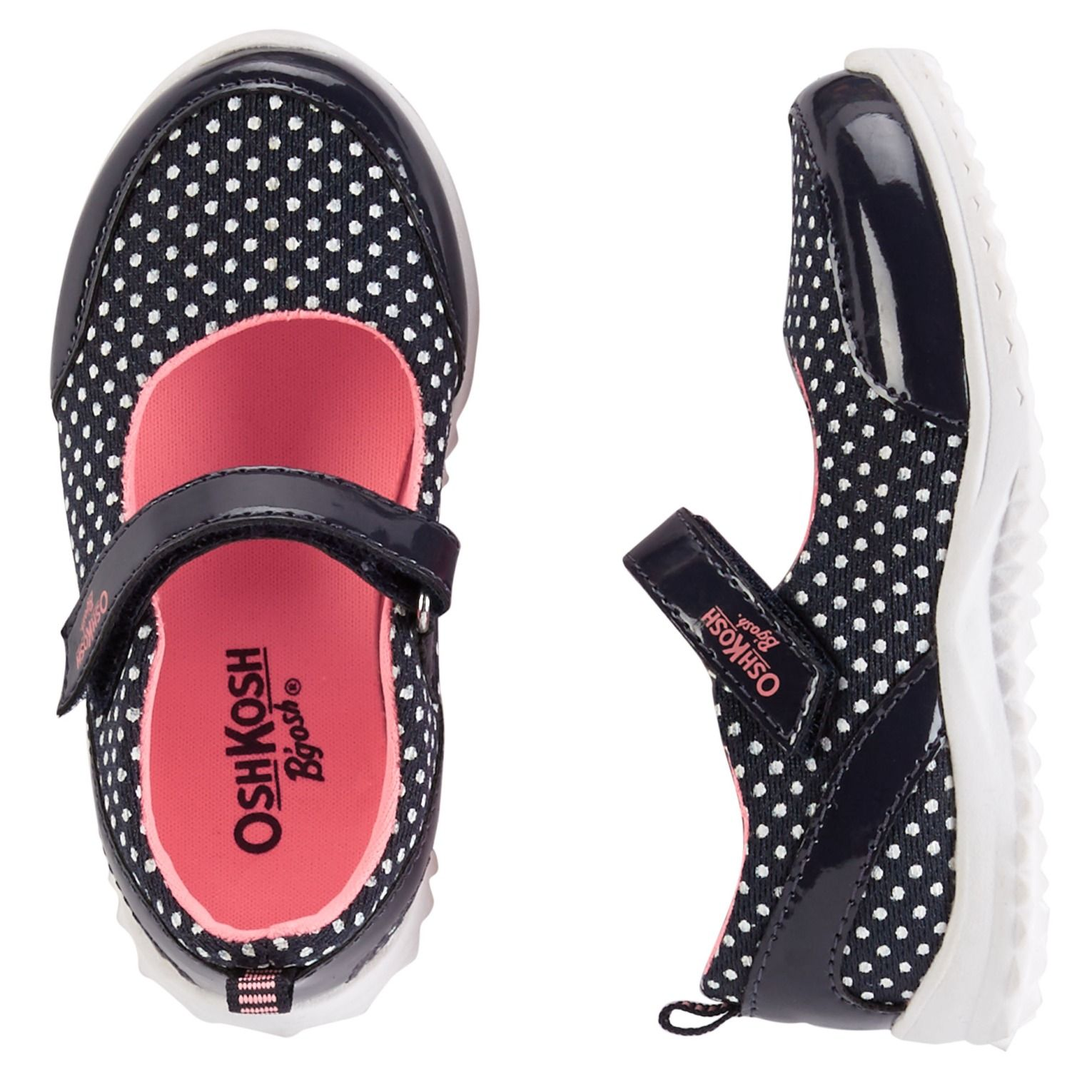 OshKosh Sporty Mary Janes
