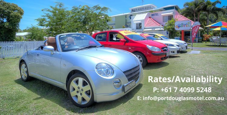 Perfect Car Hire Port Douglas