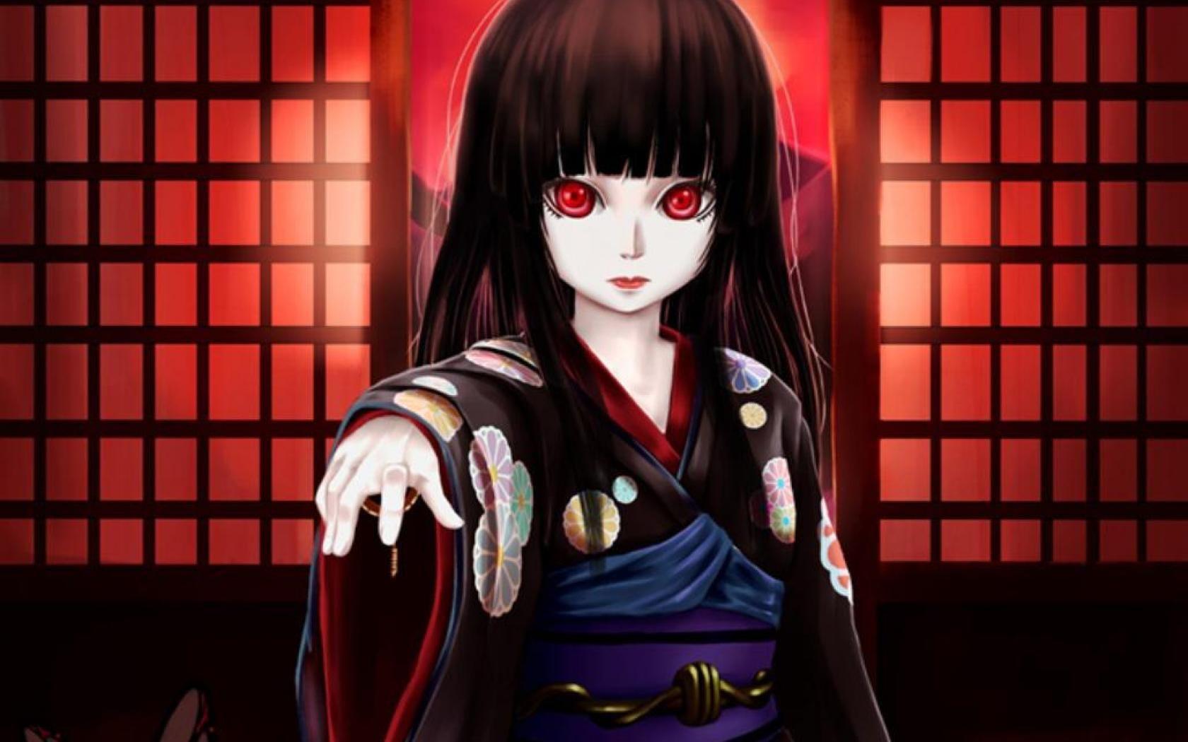 Anime Horror Girls Wallpaper Hd For Android Horor