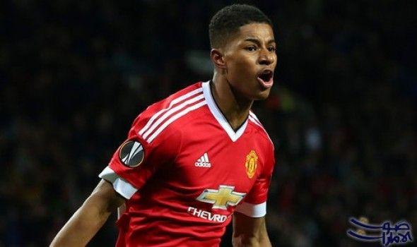 راشفورد يكشف عن رغبته في تتبع خطى رونالدو يرغب نجم مانشستر يونايتد الإنجليزي في ا Manchester United Players Manchester United Manchester United Football Club