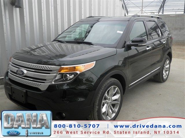 2013 ford explorer for sale now at dana ford in staten island, ny