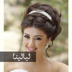 صور تسريحات شعر عروس 2014 Hair Styles Cute Hairstyles Hair