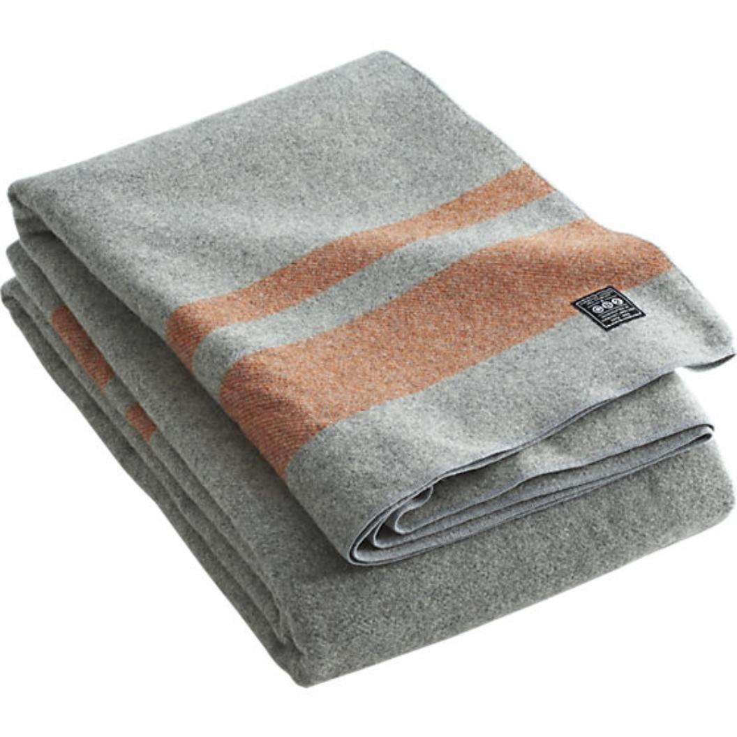 Faribault Wool Blanket at http://themodernbeing.com/