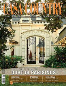 Revista casa country revistas de decoraci n de for Revistas de decoracion de casas
