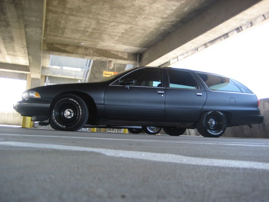 Gallery for 1995 buick roadmaster wagon image