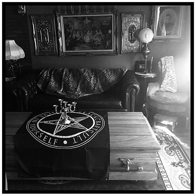 Occult Room Decor