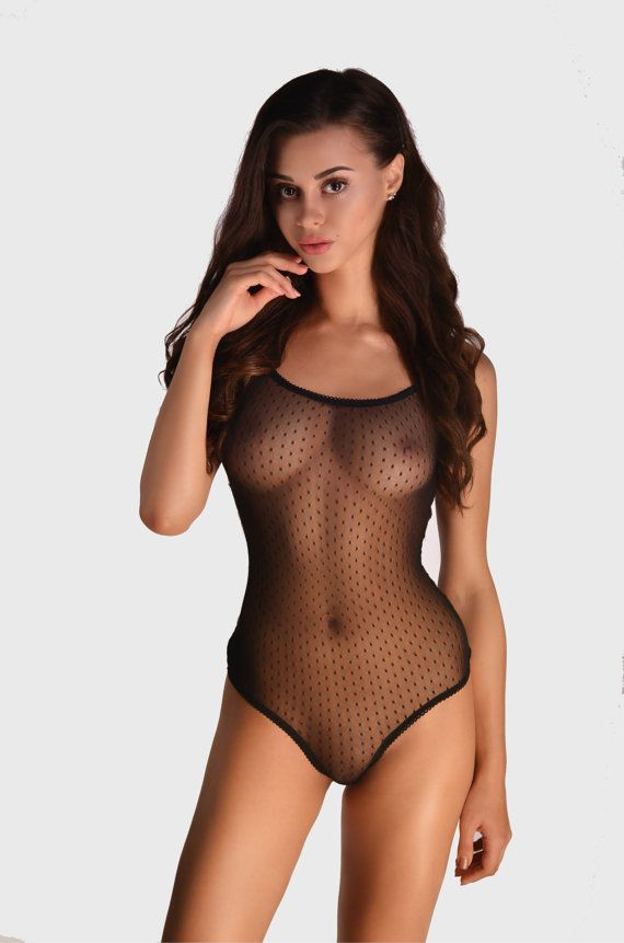 Women In See Thru Lingerie 103