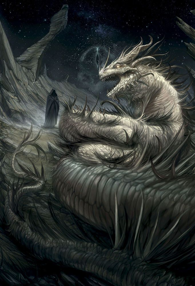 Fantasy Art Worms