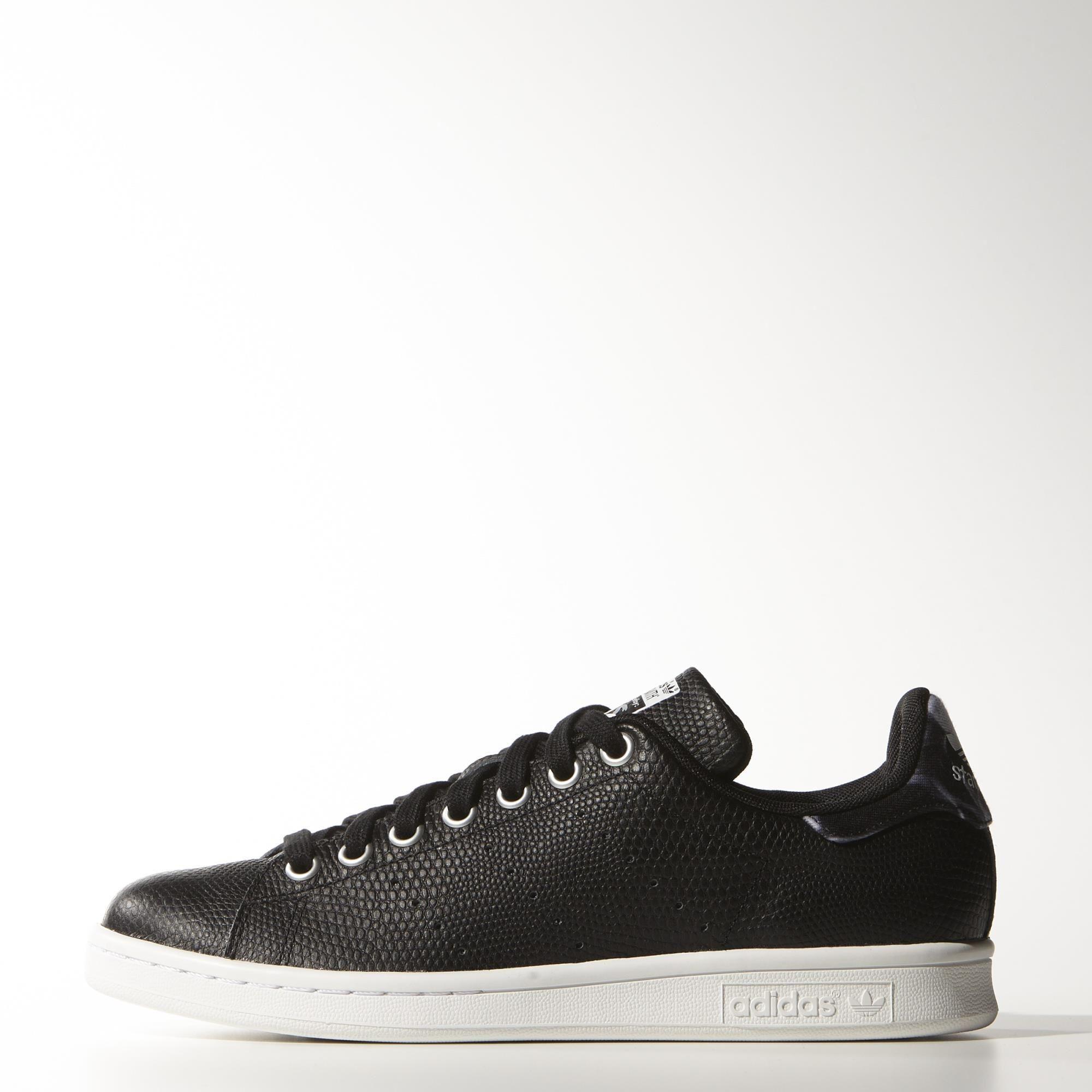 a0d9894af1207 adidas Women s Rita Ora Stan Smith Shoes - Black