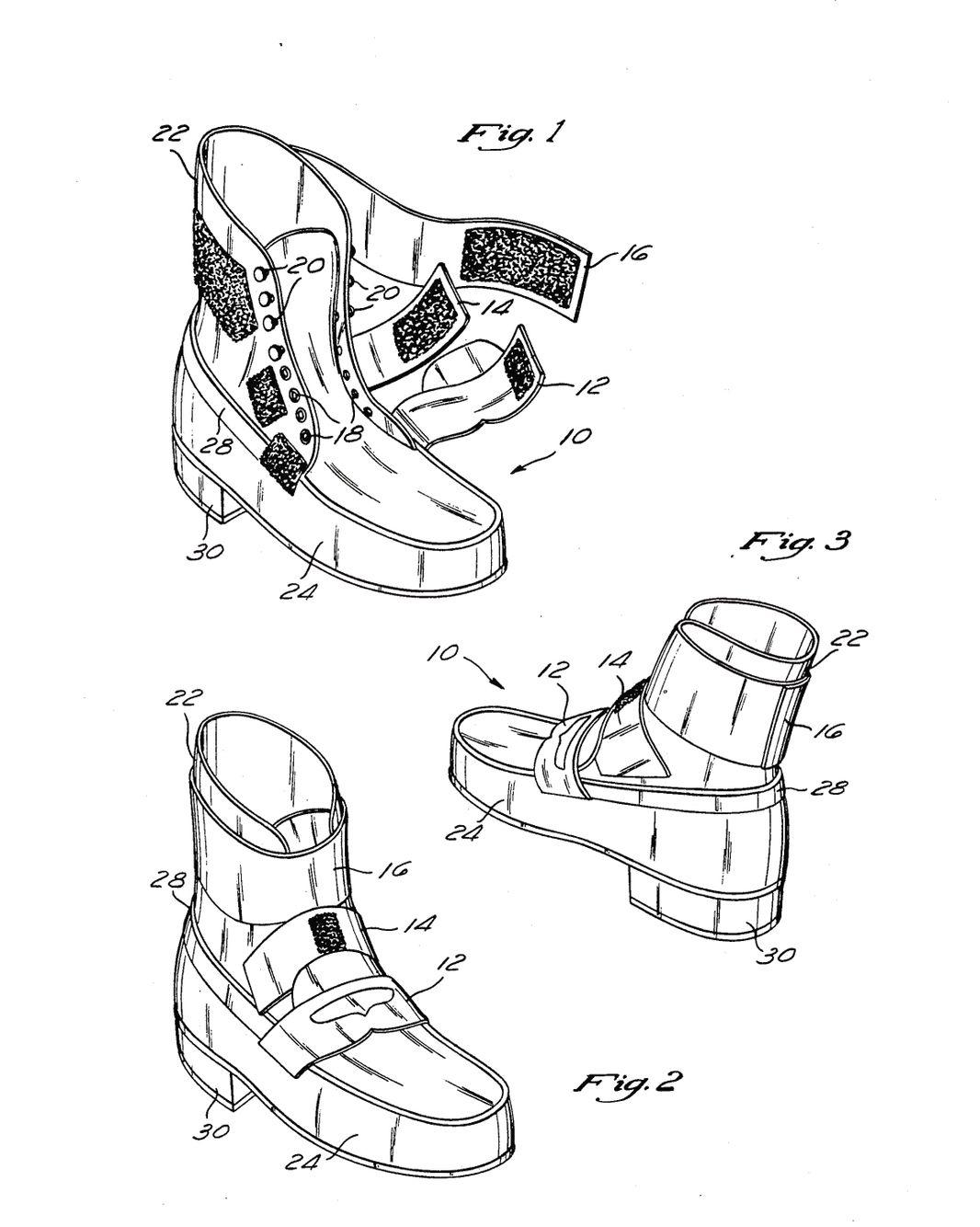 fe9037988ab 452 Michael Jackson s Anti-Gravity Lean Shoes. Believe it or not ...