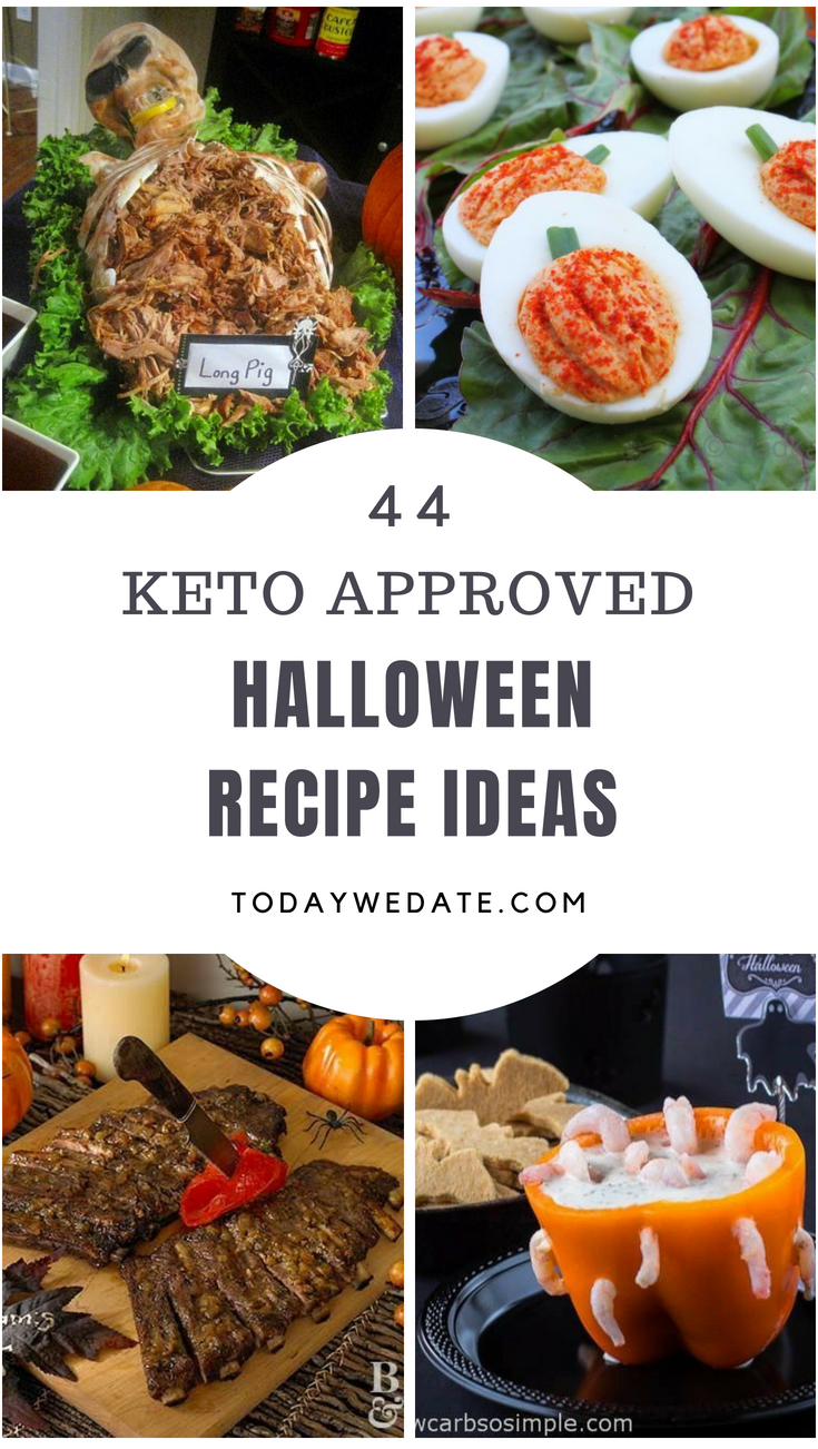 keto halloween dessert recipes 1 Keto-Friendly Halloween Recipes That Deserve Some Screaming