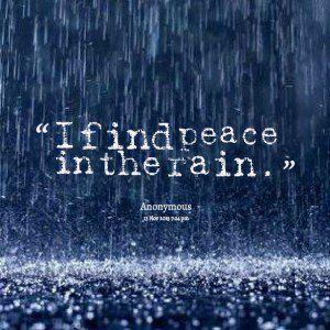 I Love The Rain Quotes Quotesgram Rain Quotes Love Rain Quotes