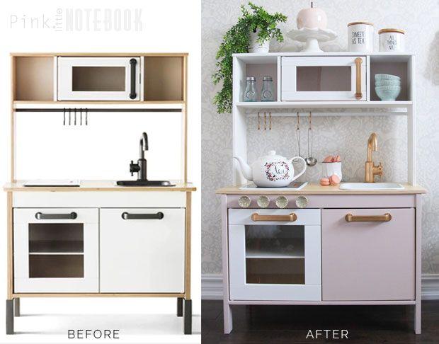 Customizing your ikea duktig play kitchen chambre enfant ikea play kitchen ikea kids - Cuisinette ikea ...