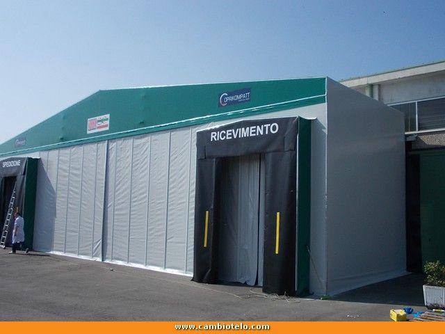 Tettoie Mobili ~ Capannoni mobili copritutto capannoni mobili prezzi tettoie mobili