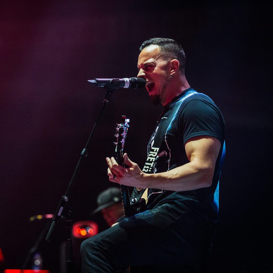 Mark Tremonti With Images Tremonti Mark Tremonti Myles Kennedy