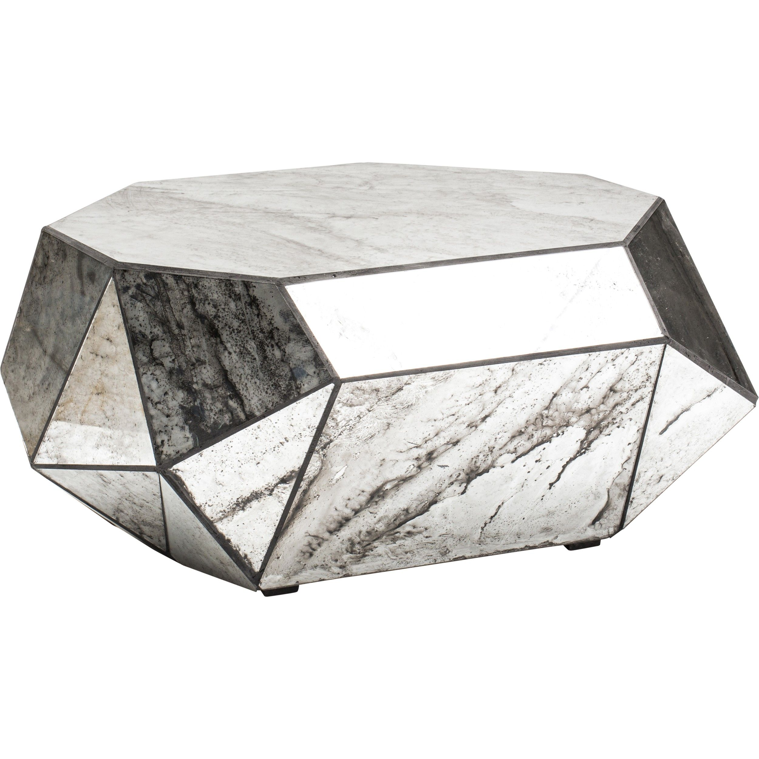 Reflections coffee table furniture accent tables coffee showcase an absolute sense of style with this medieval age infused reflections coffee table creating an alluring centerpiece this coffee table is encased geotapseo Images