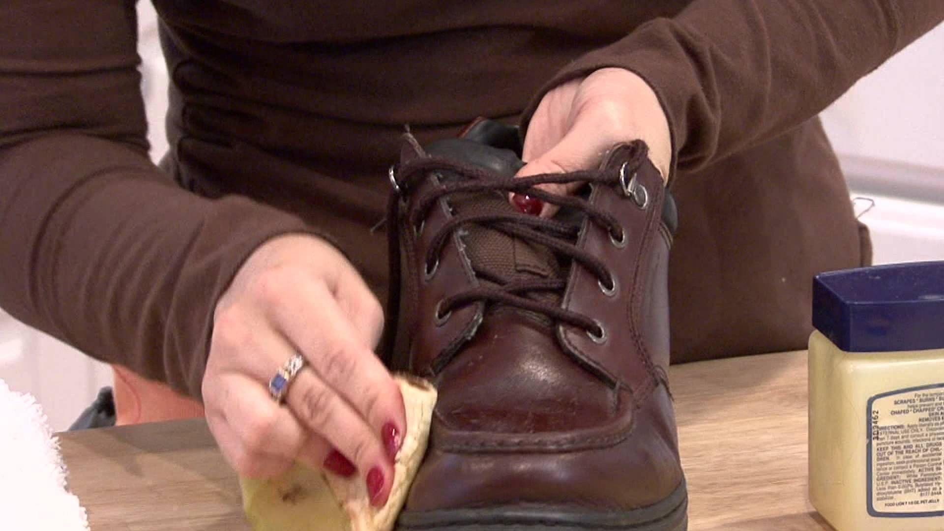 Cleaning tips how to polish your shoes home remedy