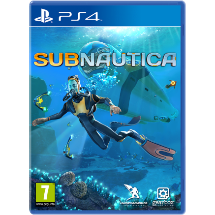Buy Subnautica On Playstation 4 Free Uk Delivery Game Xbox One Video Games Playstation Subnautica Xbox