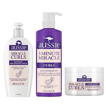 Beauty Aussie Miracle Curl Miracle Curl Aussie Hair Products
