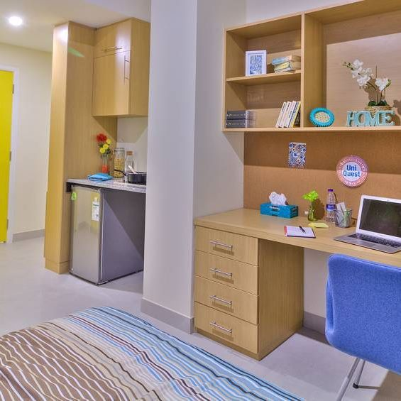 Furnished Studio Apartments: Here Is Our Fully Furnished Studio Room For Students In