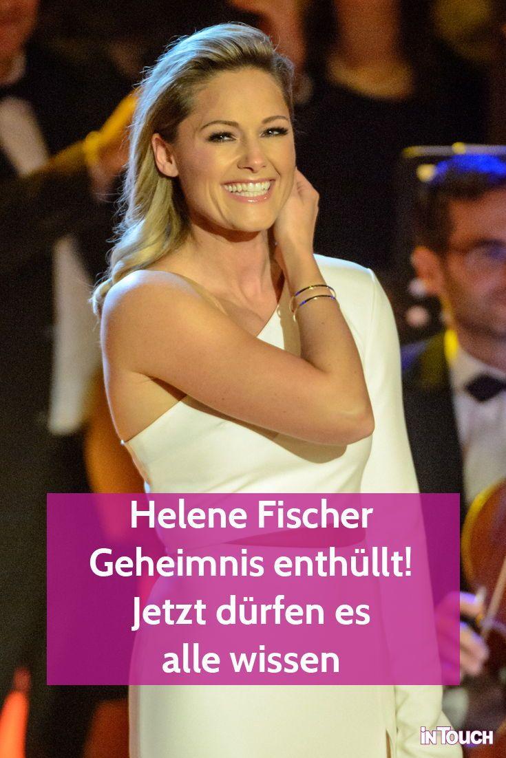 Helene Fischer: Geheimnis enthüllt! Jetzt dürfen e
