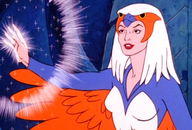 Six Memorable Animated Babes From The 80s