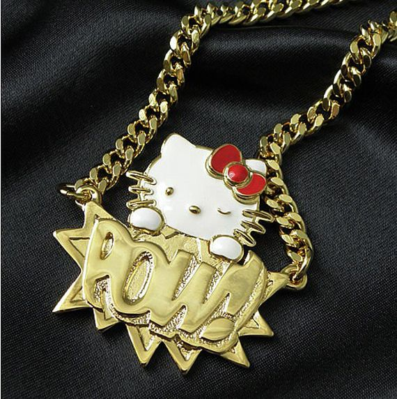 AMBUSH X Sanrio – POW! Hello Kitty Chain