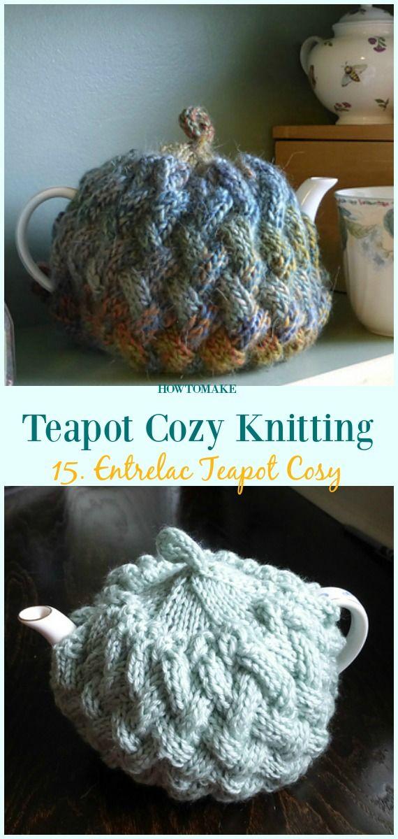 Teapot Cozy Free Knitting Patterns Knitting Patterns Pinterest