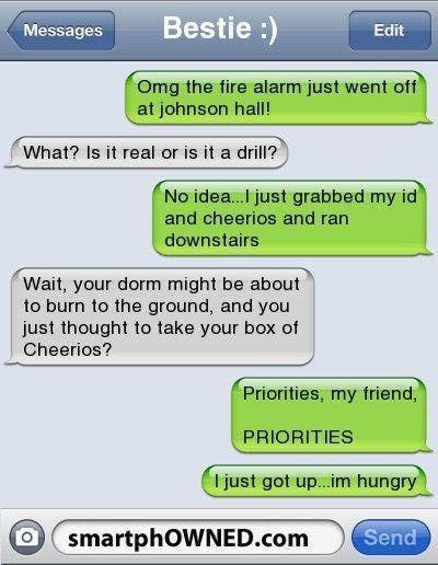 Funny Pics #2 - Fire alarm