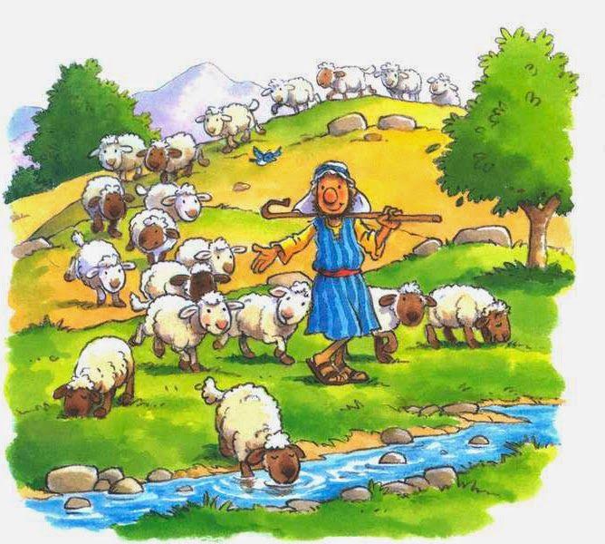 Parabola Da Ovelha Perdida Ovelha Perdida Ovelha O Bom Pastor