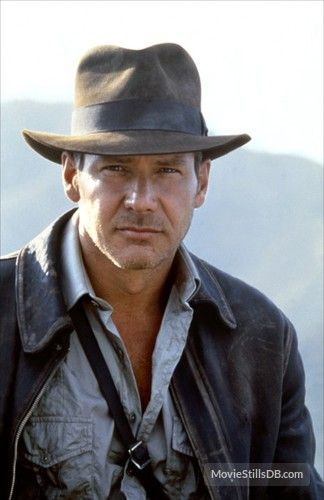 Indiana Jones And The Last Crusade Harrison Ford Indiana Jones