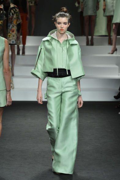 Sfilata Jo No Fui Milano - Collezioni Primavera Estate 2014 - Vogue
