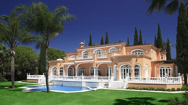 Prince Une villa en Espagne Villas
