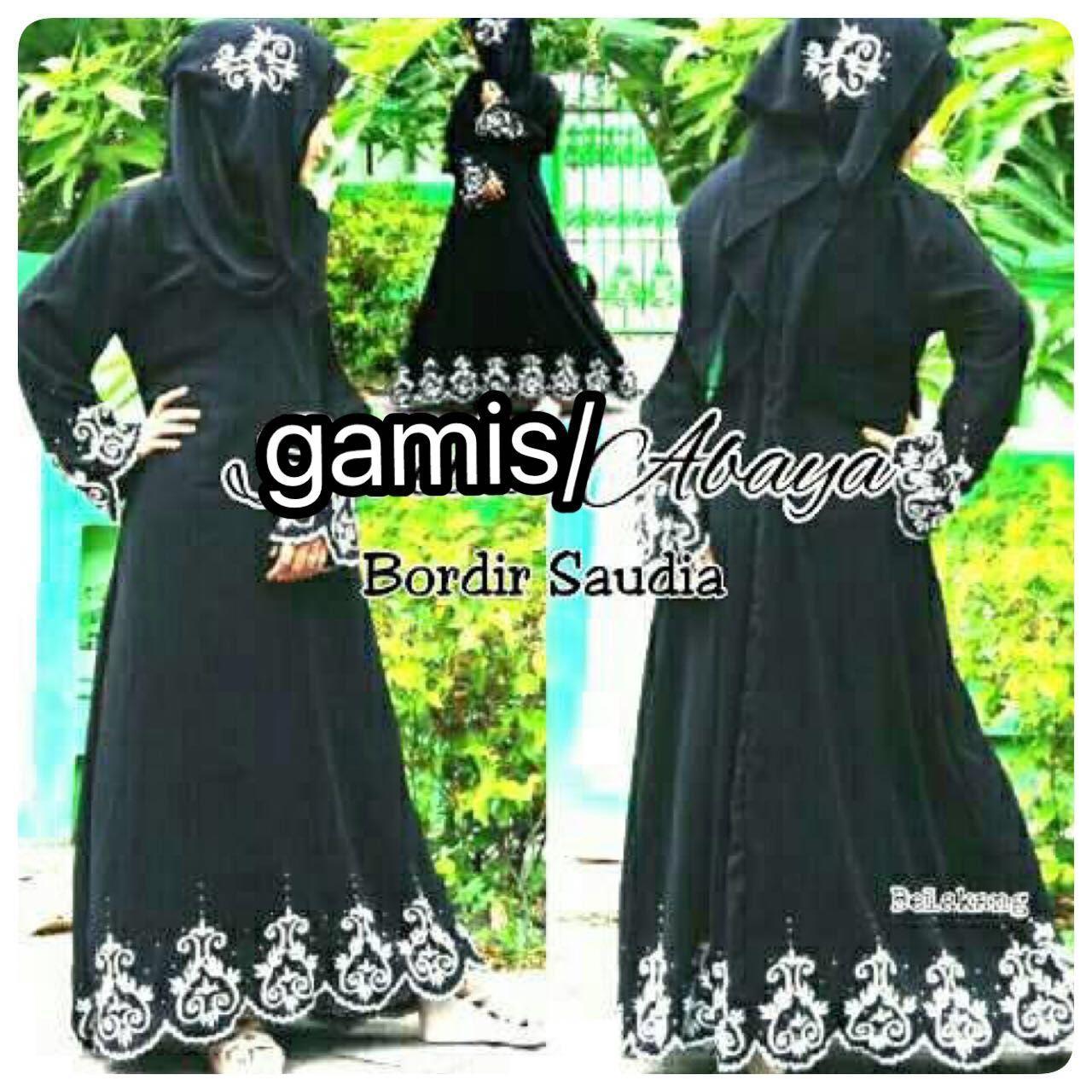 Jual Baju Gamis Baju Abaya Cantik Busana Muslim Syar I