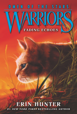 Warriors Omen of the Stars 2 Fading Echoes Warrior